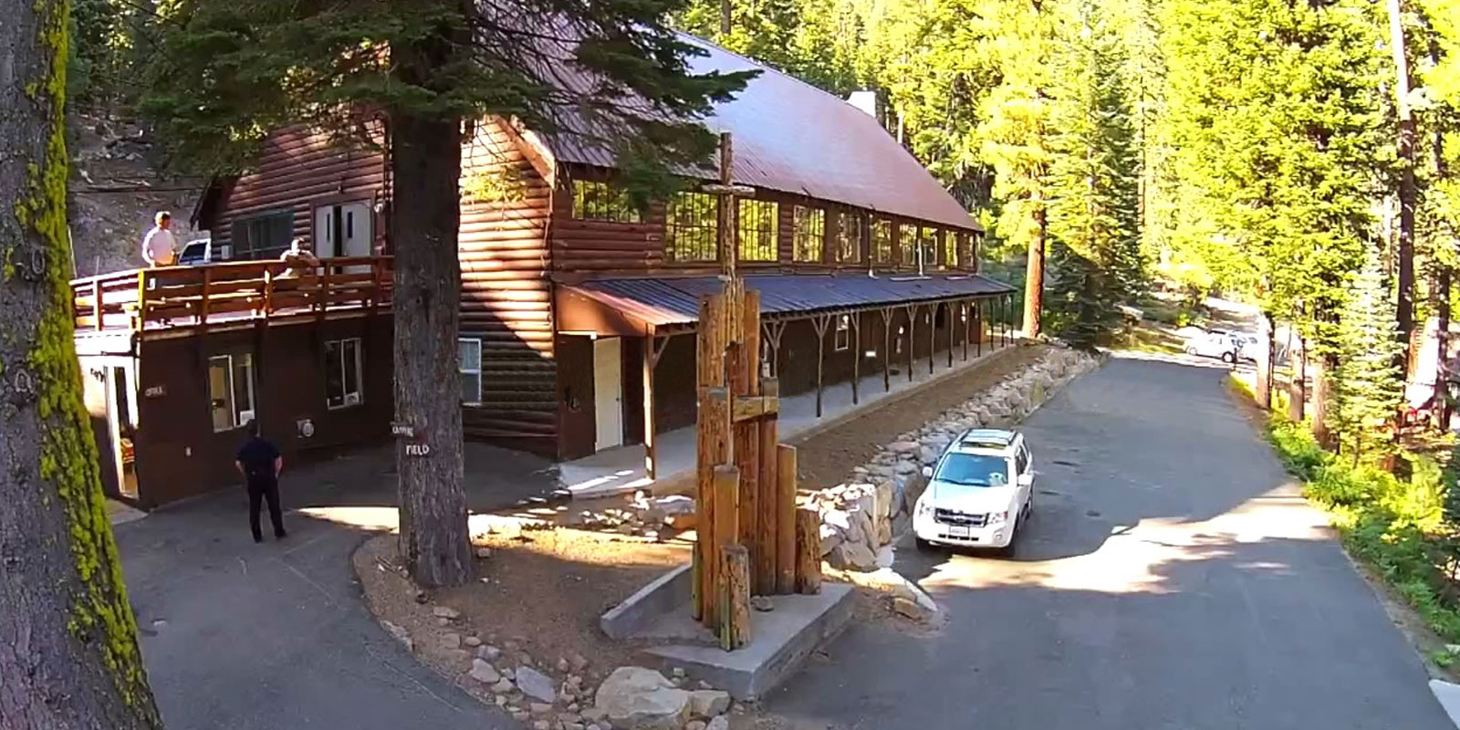 Sierra Pines Camp