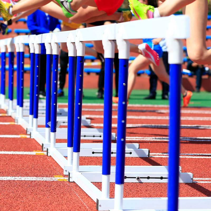 The Hurdles We Place