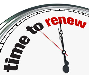 Investment Renewals